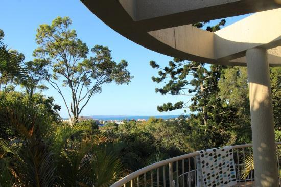 Noosa Crest: View from Apartment 2