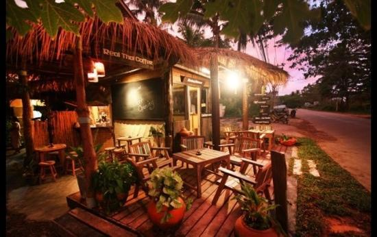 Monkey Biziness Cafe - Koh Lanta : great little shop