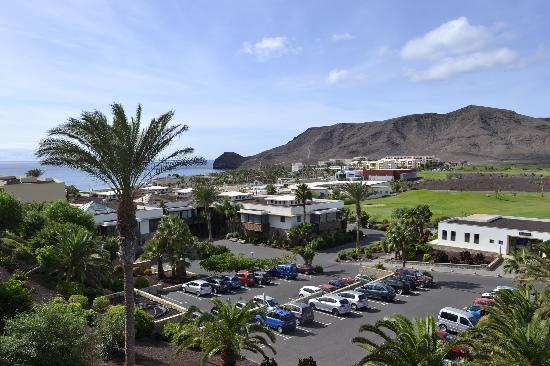 Playitas Resort: Ausblick