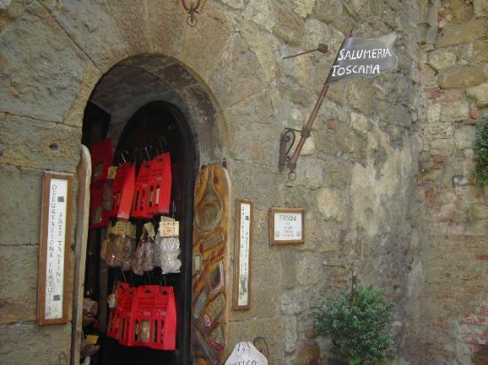 Agriturismo La Pietriccia: Montepulciano