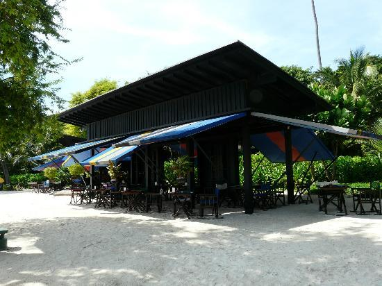 Zeavola Resort: resto