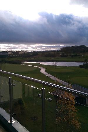 ذا هيرتيدج كيلينارد: View from our balcony.
