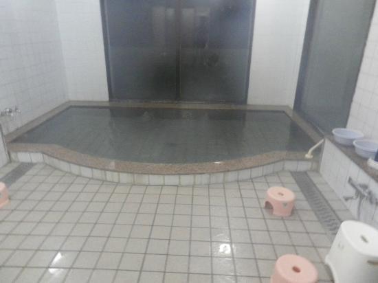 Kaisenkaku: 温泉浴場