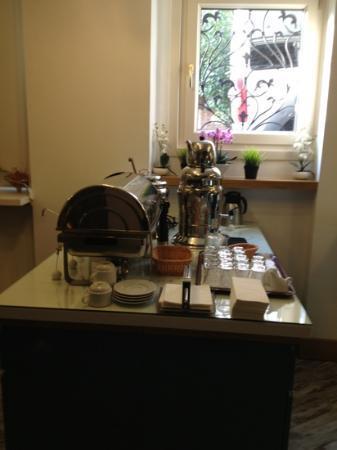 Katelya Hotel : buffet