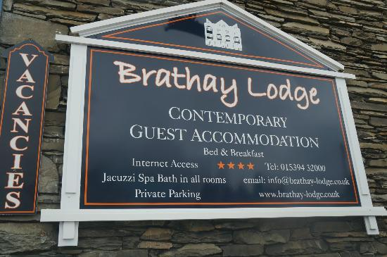 Brathay Lodge: Comfortable and friendly guest house