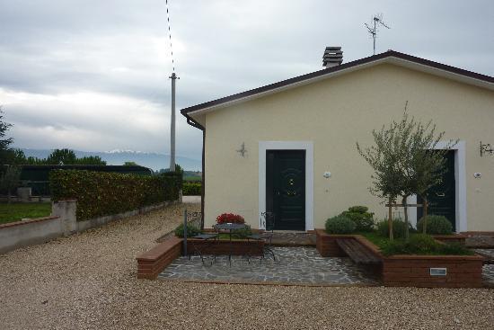 Terra Dei Santi Country House: The room