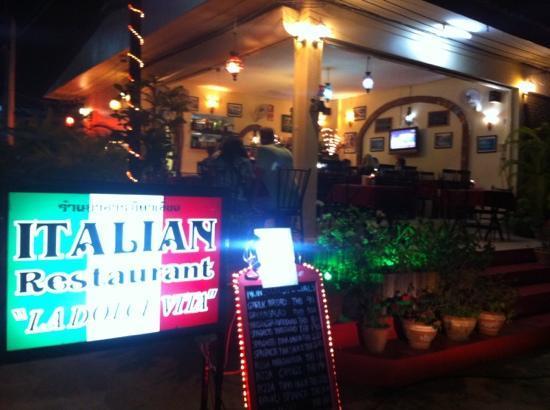 La Dolce Vita Restaurant: grandissimo ristorante