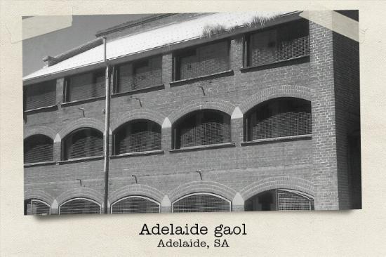 Adelaide Gaol: Inside the Gaol