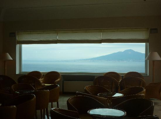 Grand Hotel Aminta: View from the bar - STUNNING :)