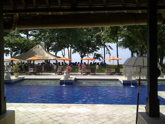 Mercure Resort Sanur: So so 1/4 Olmypic Size Pool