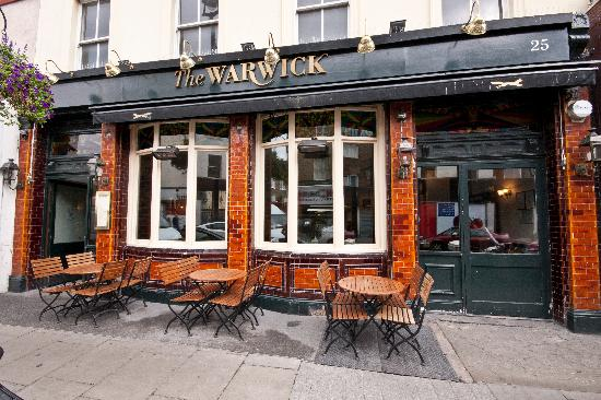 The Warwick, London - 25 Warwick Way, Pimlico - Restaurant Reviews ... d877bc915f6c