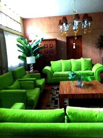 Bumi Bandhawa Hotel: Lobby
