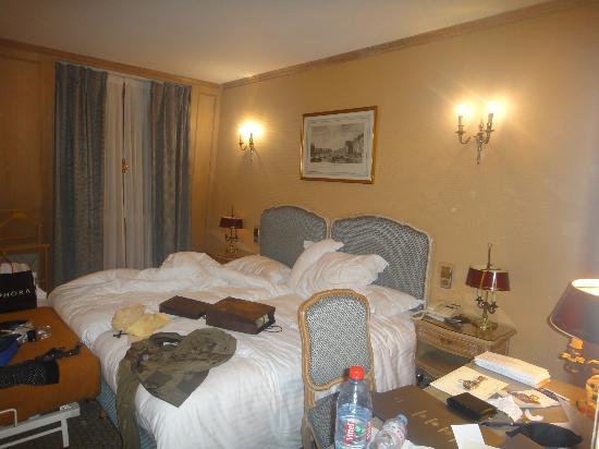Hôtel Chateau Frontenac: Deluxe Room
