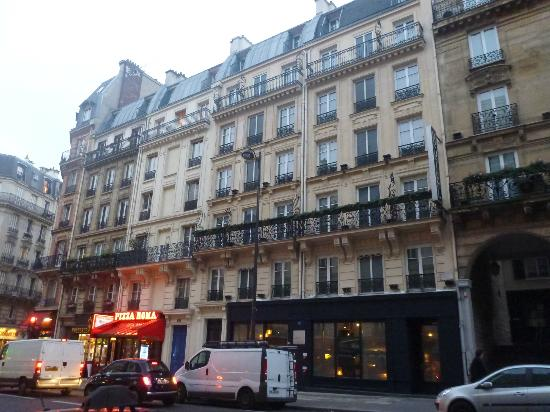 Hotel Atmospheres Paris Review