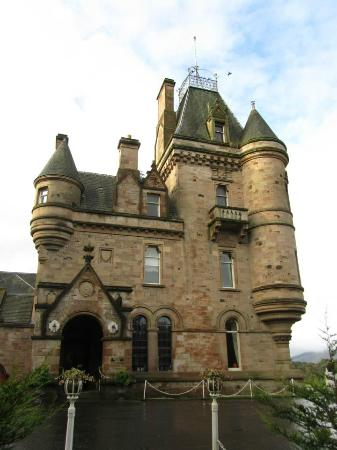 Coulter, UK: fairytale turrets