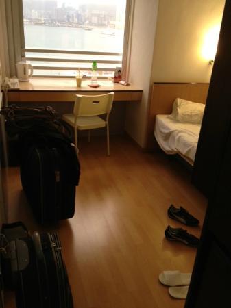 Ibis Hong Kong North Point: Single bed room