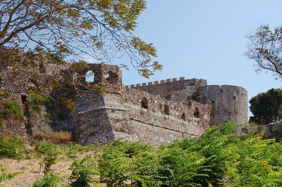 Mytilene Castle