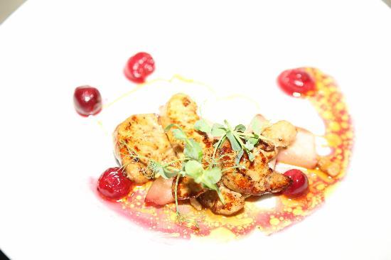 Neiburgs Restaurant: Foie gras again