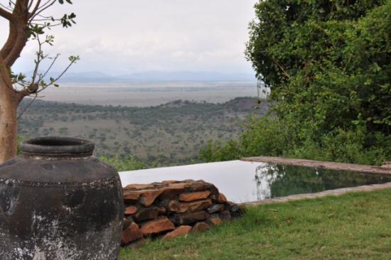 Singita Sasakwa Lodge: Room View