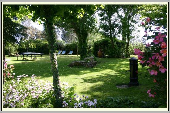 Agriturismo Sabaudia: il giardino