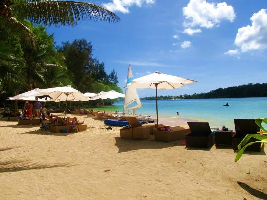 Erakor Island Resort & Spa: Perfecto beach