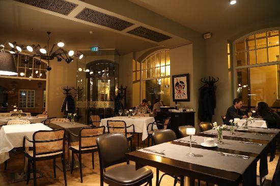 Neiburgs Restaurant: The atmosfaere is great