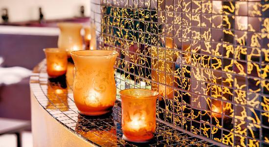 Vital & Wellnesshotel zum Kurfuersten: Kerzenkamin