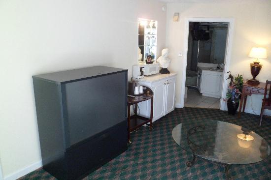 The Highlander Restaurant, Lodge & Pub: Honeymoon Suite
