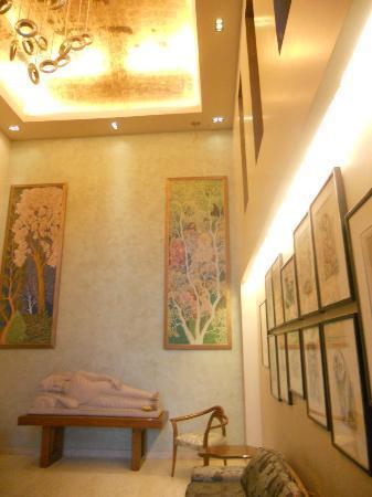 juSTa Gurgaon Hotel: Lobby