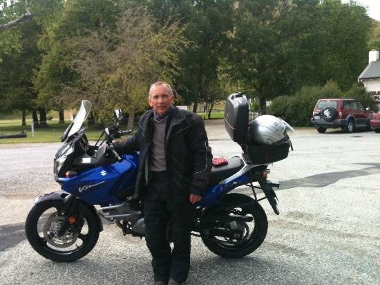 Backroads Bikes Motorcycle Adventures Limited: Vstrom and me