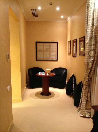 Kefalari Suites: Nice place to chill