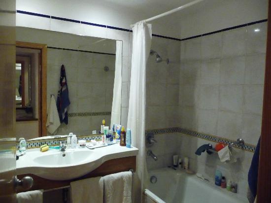ClubHotel Riu Tikida Dunas: bathroom