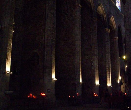The Basilica of Santa Maria del Mar: Eglesia de Santa Maria del Mar