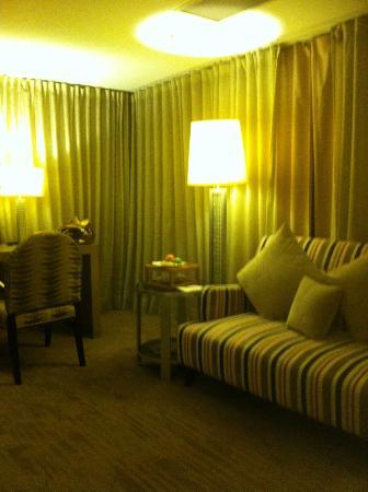 ซิตี้ สูท โฮเต็ล: ホテルの部屋