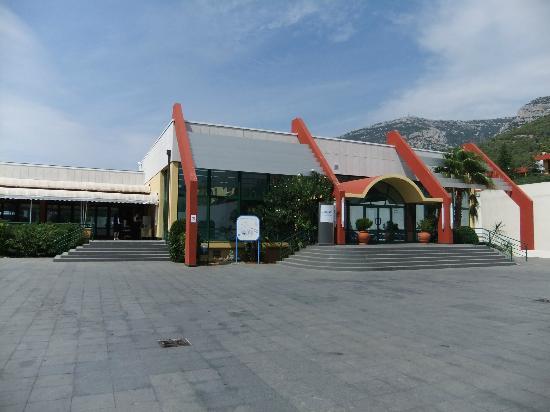 Bluesun Resort Bonaca: Hoteleingang