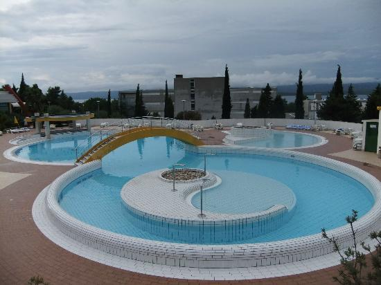 Bluesun Resort Bonaca: Poolbereich