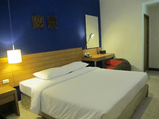 Chaydon Bangkok: My room 508