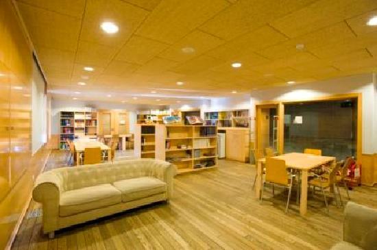 MonNatura Pirineus: Biblioteca