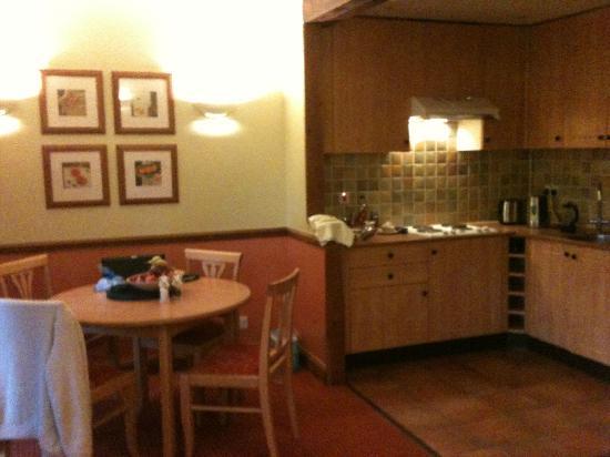 Center Parcs Longleat Forest Kitchen