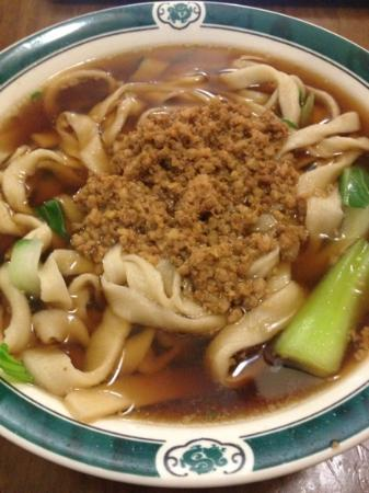 Chen Ji: hand made noodle soup