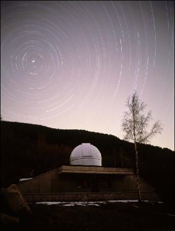 MónNatura Pirineus: Observatorio astronómico