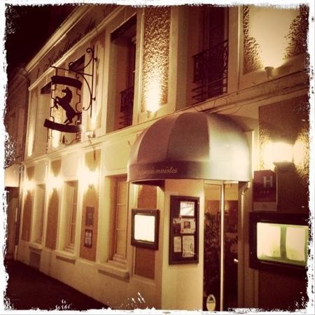 Le Cheval Noir: un hôtel 3* dont la qualité et le service flirtent avec les 4* et un restaurant digne d'un macar