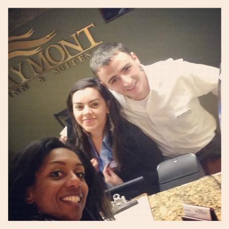 Baymont Inn & Suites Wilmington: Amazing Staff