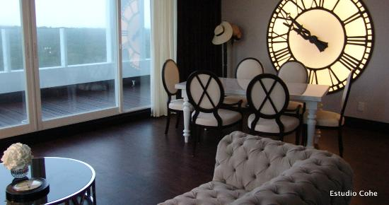 Yoo Punta Del Este : living del penthouse 04