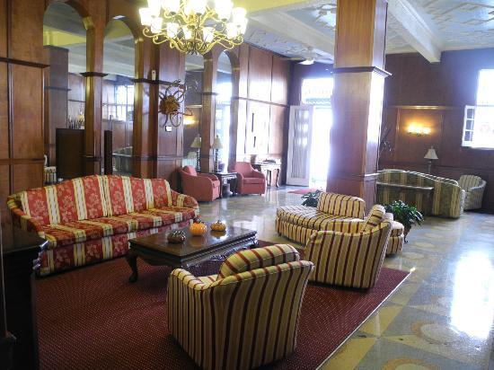 Hotel Melia Ponce: Lobby