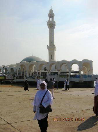Mezquita Flotante: Extarordinary mosque