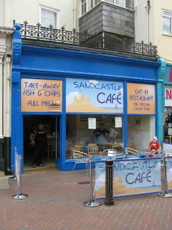 Sandcastle Cafe