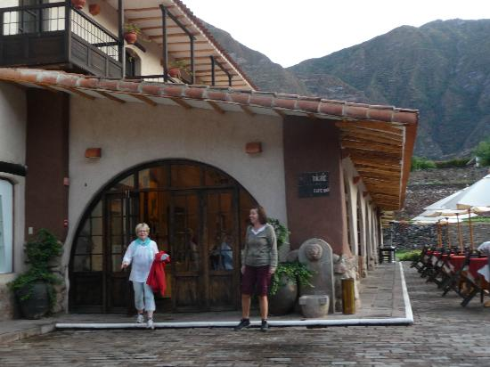 Sonesta Posadas del Inca Sacred Valley Yucay: Breakfast dining room