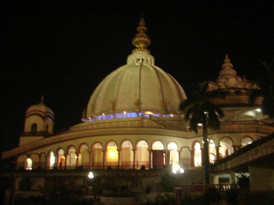 ISKCON Chandrodaya Temple: Outside View