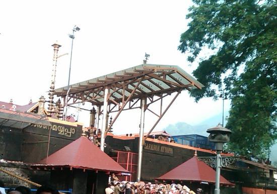 Sabarimala Sri Dharmasastha Temple : Lord Ayyappa Temple, Sabarimala